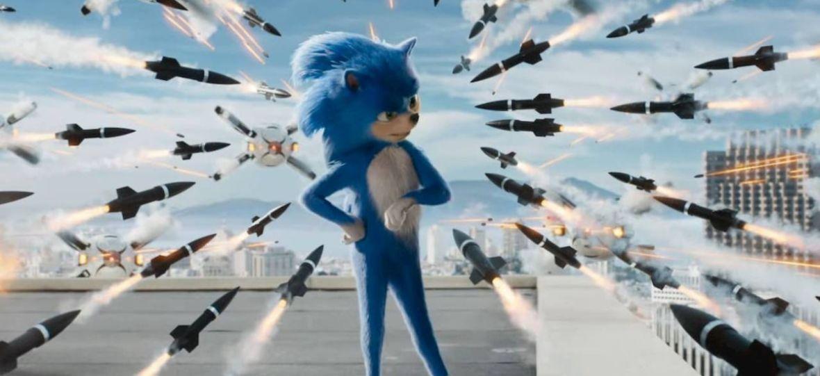 """""""Sonic. Szybki jak błyskawica"""" z najlepszym weekendem otwarcia w historii ekranizacji gier wideo"""