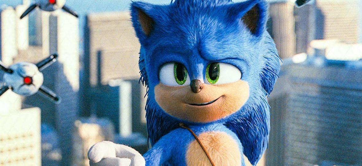 """Sonic wbiegł przebojem do Hollywood i prędko go nie opuści. """"Sonic. Szybki jak błyskawica"""" to zaskakująco udana komedia"""