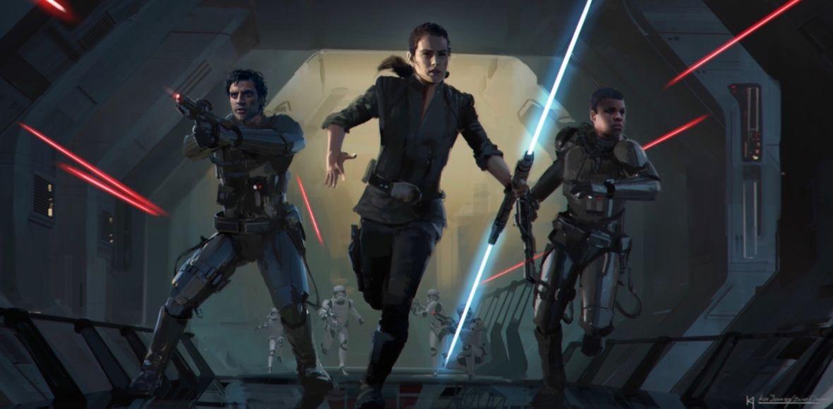 """Scenariusz pierwotnej wersji IX epizodu """"Star Wars"""", czyli """"Duel of the Fates"""", trafił w całości do sieci. Streściliśmy go"""