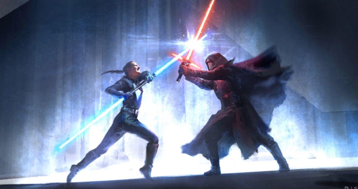 """Tym prawdziwym zakończeniem sagi """"Star Wars"""" jest """"Duel of the Fates"""". Przy nim """"The Rise of Skywalker"""" to taki wysokobudżetowy fanfic"""