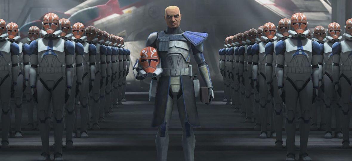 """""""The Clone Wars"""", pierwsza animacja """"Star Wars"""" w 3D, wraca po latach z 7. sezonem. Zupełnie niepotrzebnie"""