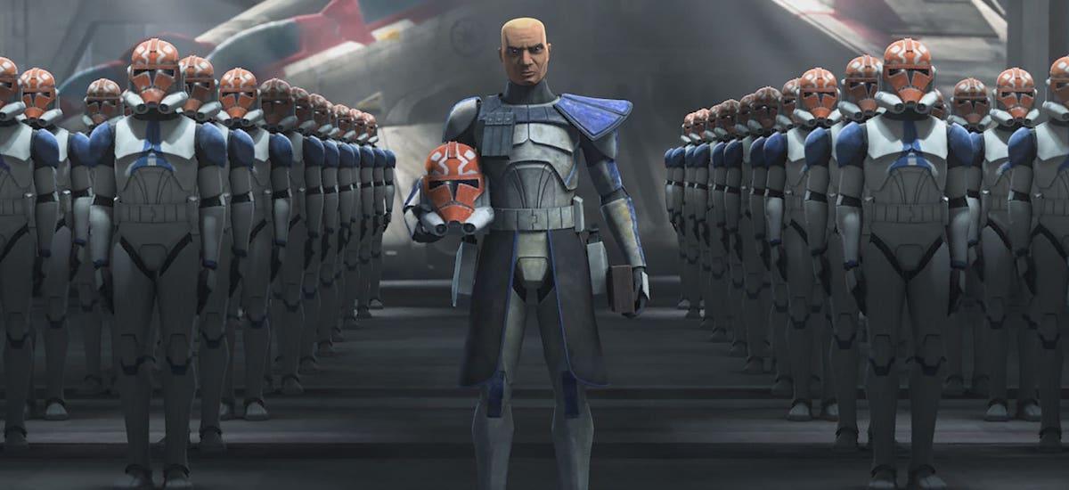 star wars the clone wars 7 sezon gwiezdne wojny wojny klonów recenzja disney plus