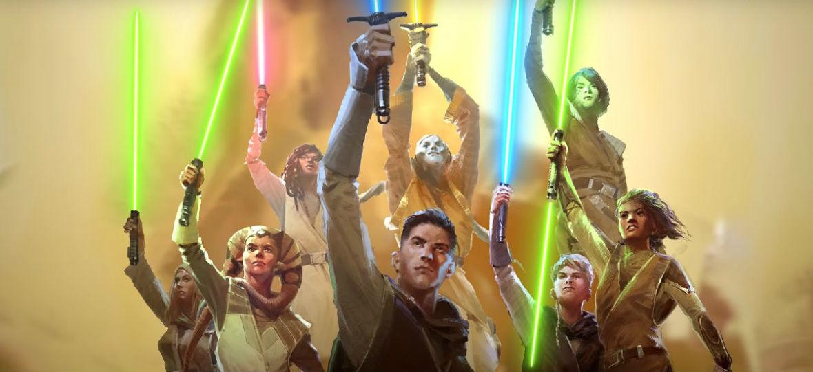 """Koniec z sagą Skywalkerów. """"Star Wars: The High Republic"""" zabierze nas do czasów na 200 lat przed prequelami """"Gwiezdnych wojen"""""""