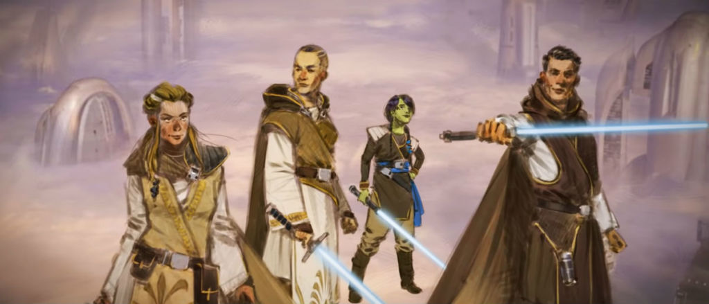 star wars the high republic disney marvel