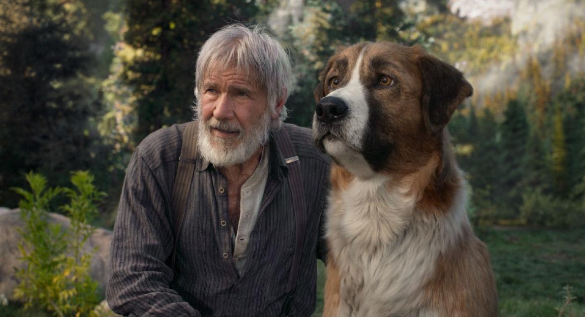 """Harrison Ford i jego kompan pies. Oceniamy """"Zew krwi"""" na podstawie prozy Jacka Londona"""