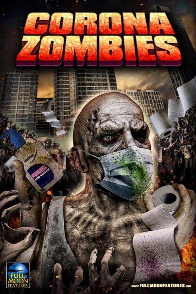 Corona Zombies Poster