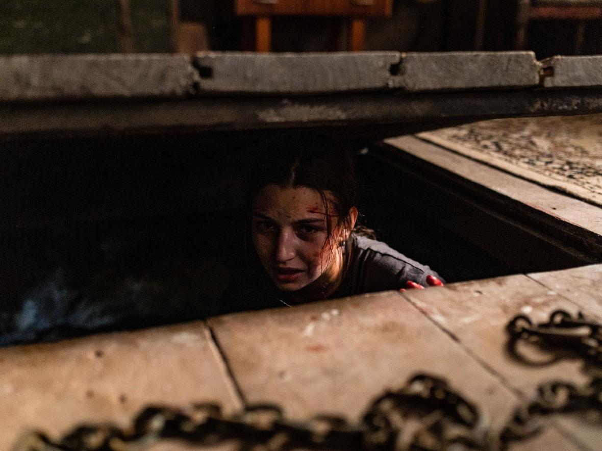 """""""W lesie dziś nie zaśnie nikt"""" nie trafi do dystrybucji kinowej. Polski horror obejrzycie już teraz na Netfliksie"""