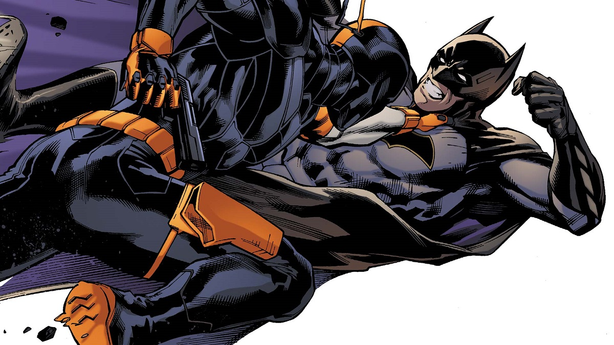 batman kontra deathstroke
