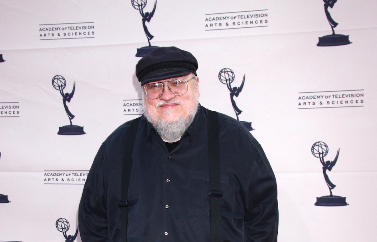george rr martin wichry zimy
