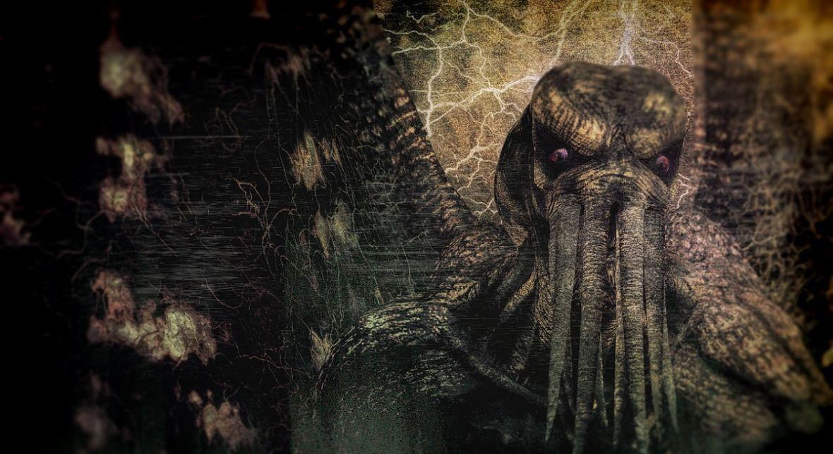 Potrafisz wyobrazić sobie coś straszniejszego niż wielki Cthulhu? Houellebecq twierdzi, że Lovecraft potrafił i opisał to w swoich tekstach