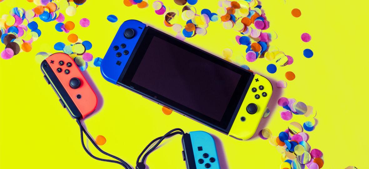Kupiłam Nintendo Switch i nie żałuję ani złotówki. To była najlepsza decyzja od lat