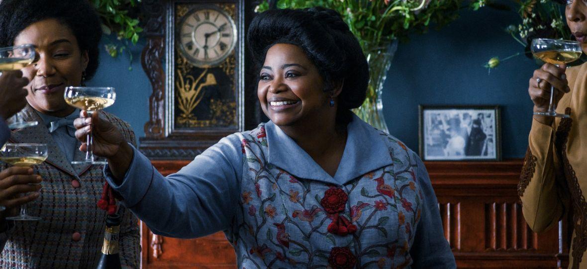 """Netflix opowiada o pierwszej czarnoskórej kobiecie, która została milionerką. """"Self Made"""" – recenzja"""