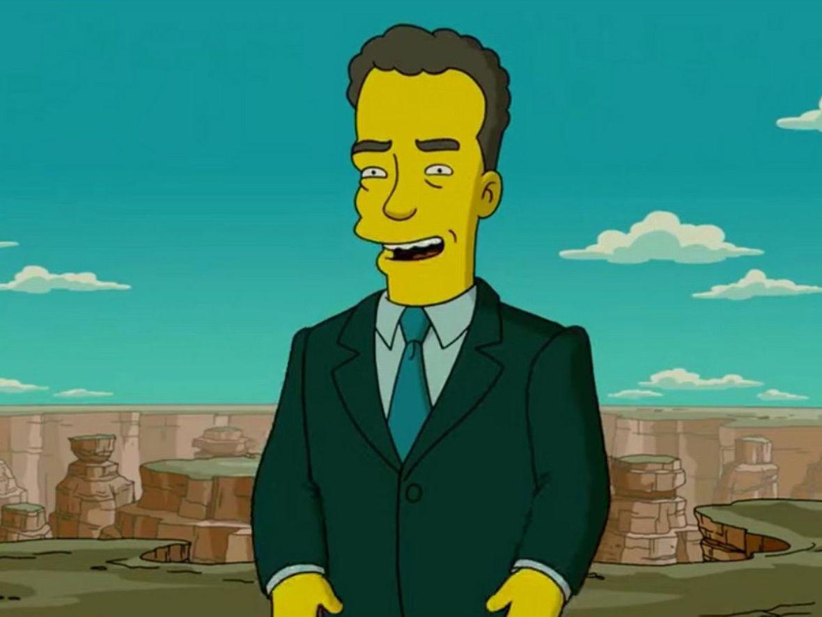 """""""Simpsonowie"""" przewidzieli koronawirusa? Odpowiedzi szukają w odcinku z Tomem Hanksem"""