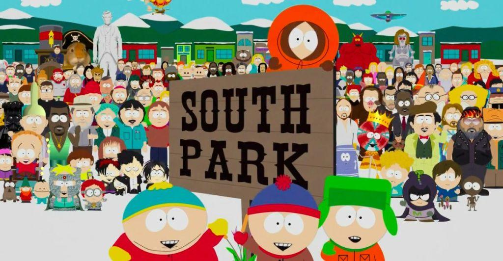 south park serial