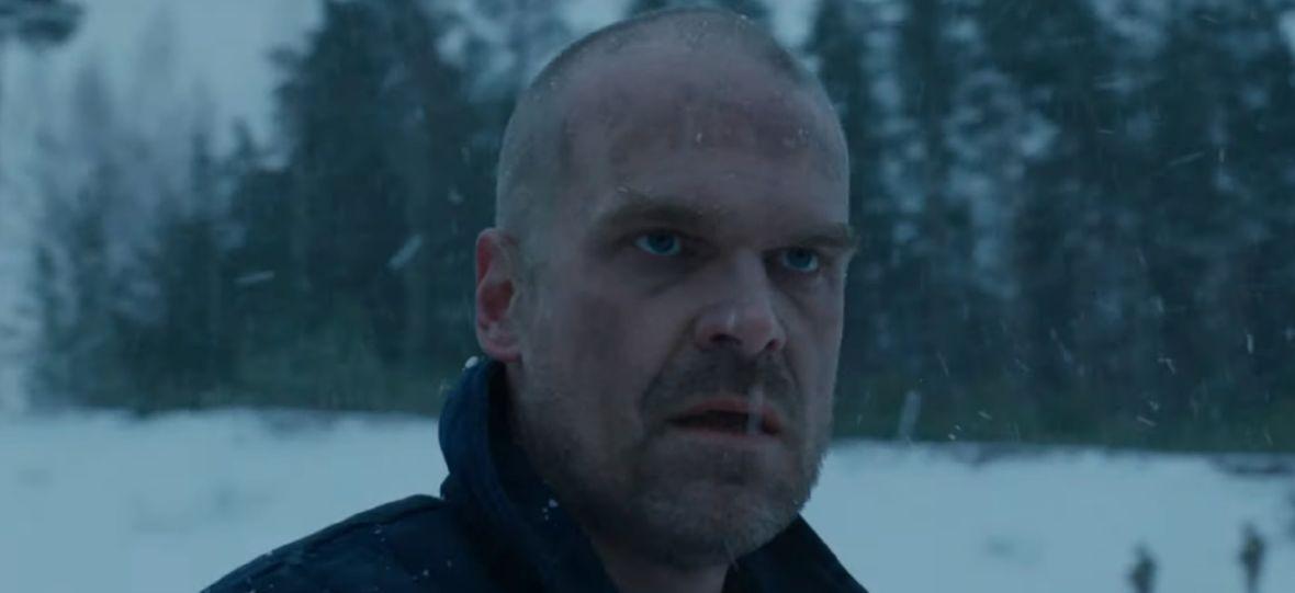 """David Harbour zdradził pierwotną datę premiery 4. sezonu """"Stranger Things"""". Przez koronawirusa na serial poczekamy jeszcze dłużej"""