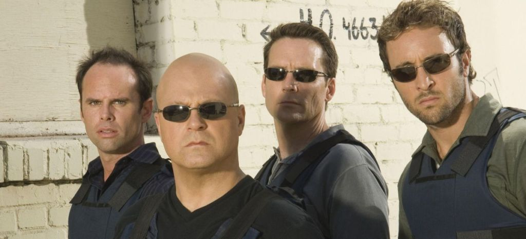the shield serial
