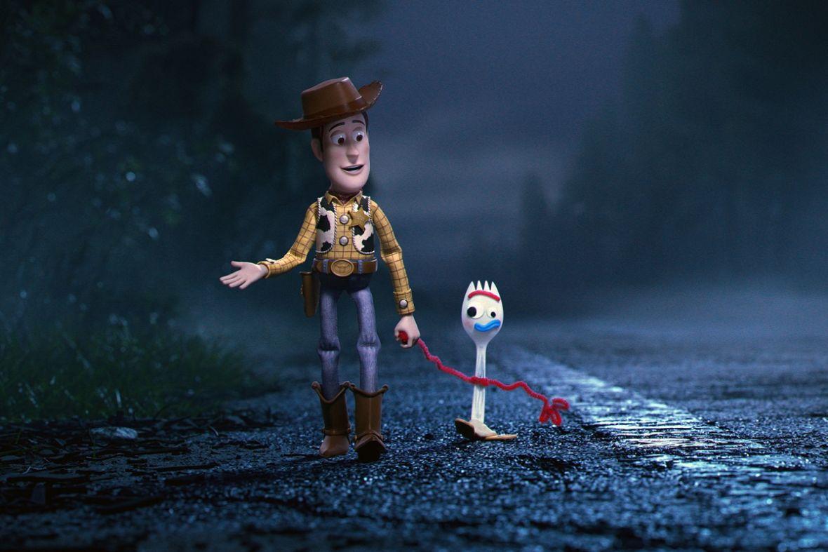 """""""Toy Story 4"""" od dziś na HBO GO. To najlepsza animacja zeszłego roku według Akademii Filmowej"""