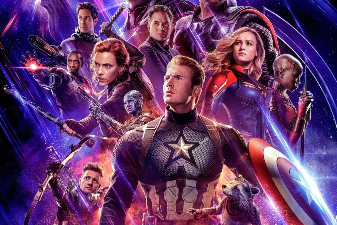 """""""Avengers: Koniec gry"""" wciąż najbardziej dochodowym filmem w historii"""