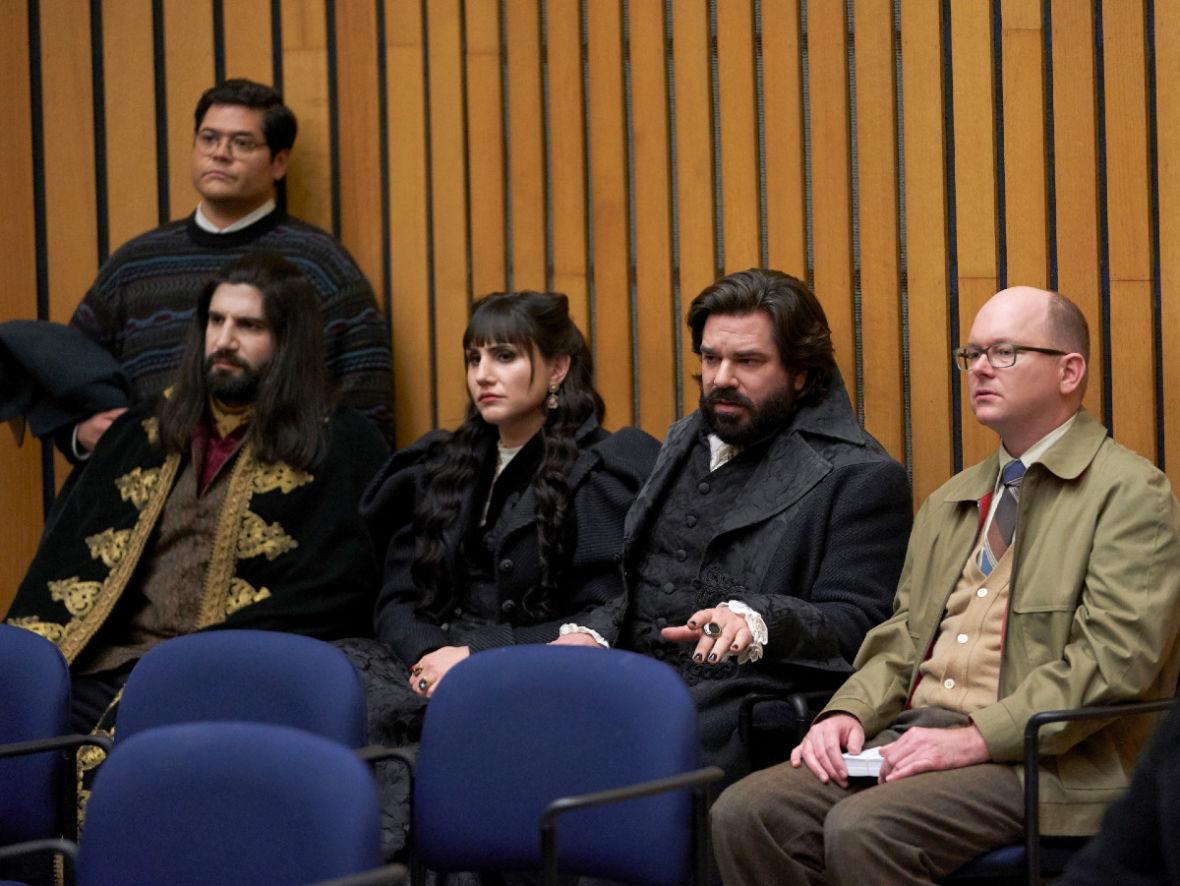 """Serial """"Co robimy w ukryciu"""" opowiada o wampirach najlepiej jak się da – na śmiesznie. Produkcja już w HBO GO"""
