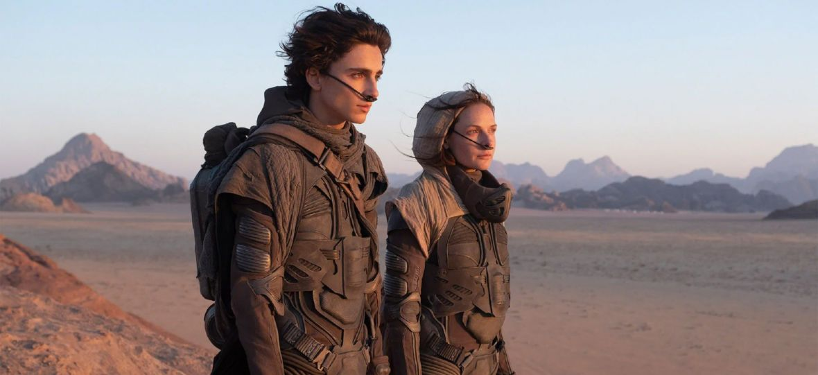 """Nowa """"Diuna"""" nie będzie jednym a dwoma filmami. Nowe zdjęcia i informacje na temat epickiego sci-fi"""
