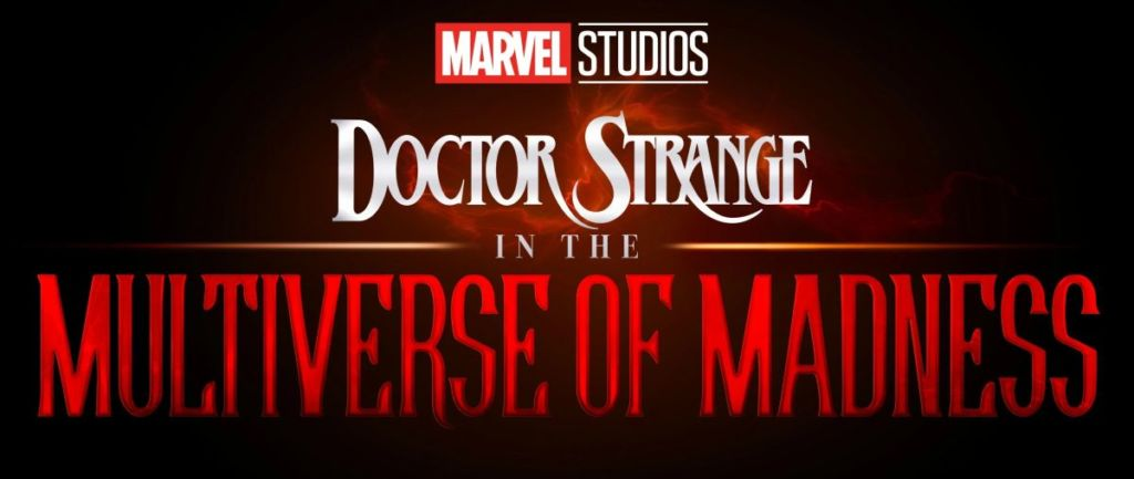 doctor strange 2 marvel logo