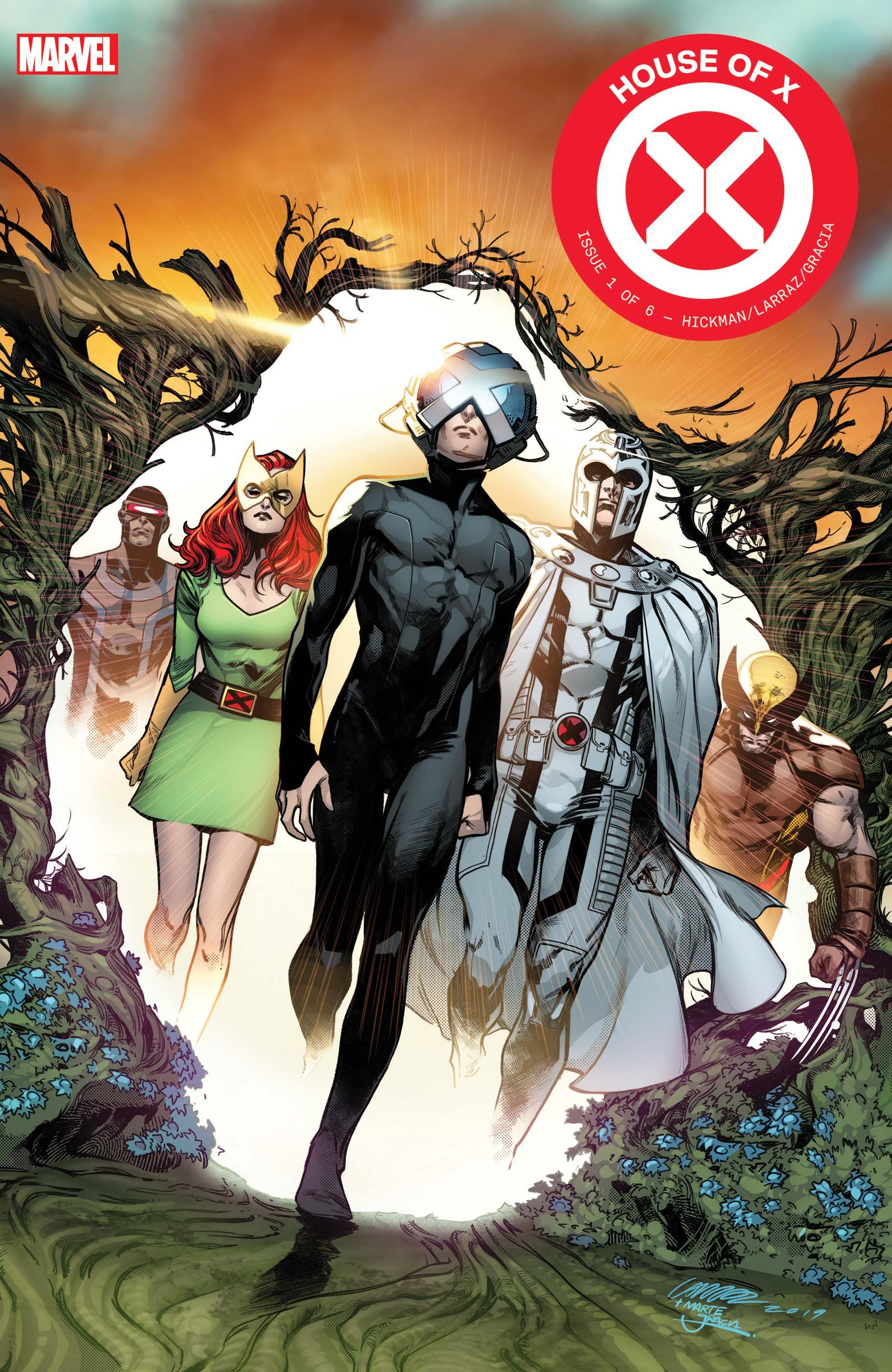 house of x powers of x komiksy x-men jak czytać jak zacząć