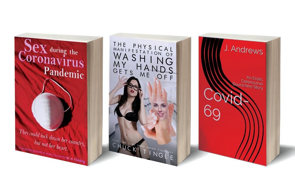 koronawirus książki erotyczne