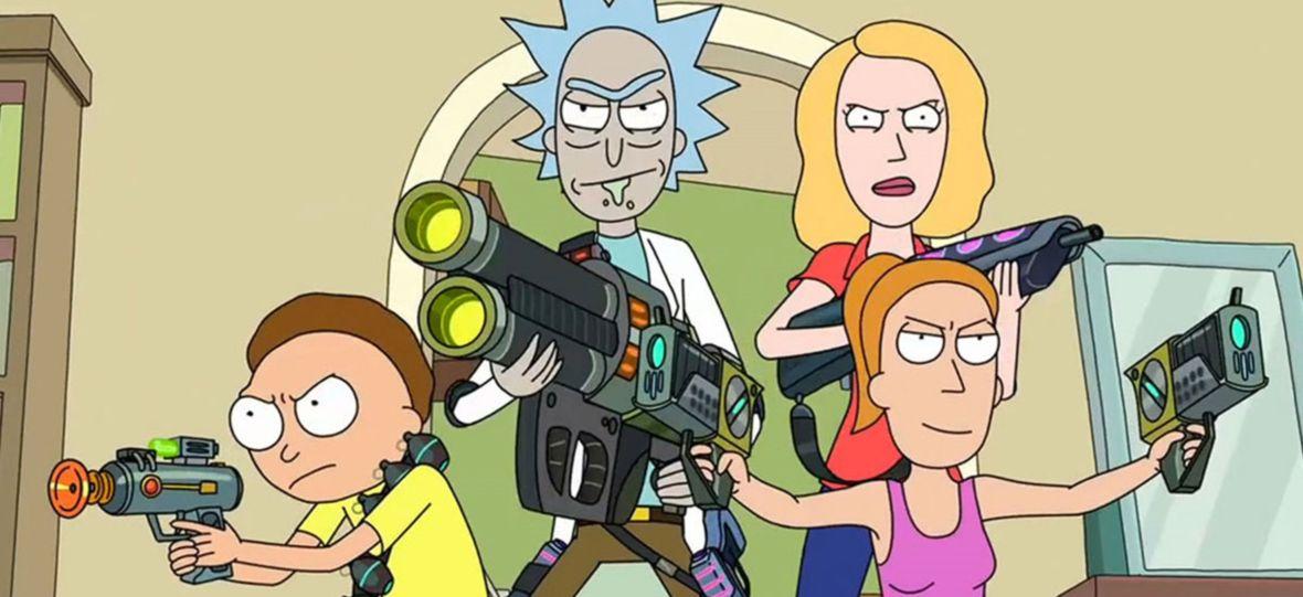 """Najwyżej oceniane seriale komediowe na Netfliksie. Kto wygrał: """"Rick i Morty"""", """"Przyjaciele"""", a może """"BoJack Horseman""""?"""