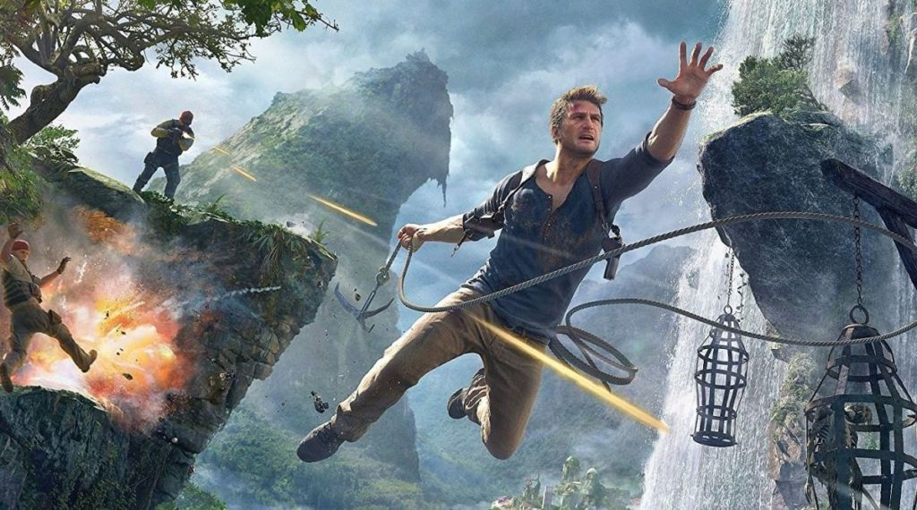 uncharted film 2021