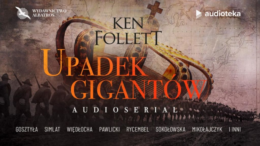 Upadek gigantów audiotek