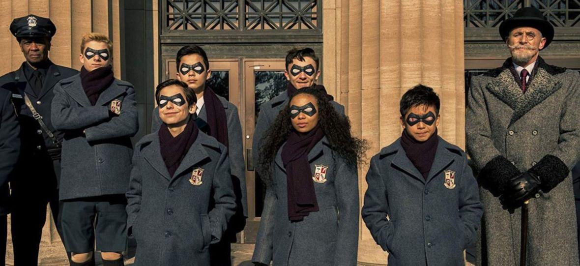 """To już oficjalne: """"The Umbrella Academy"""" powraca. Netflix ujawnił datę premiery drugiego sezonu"""