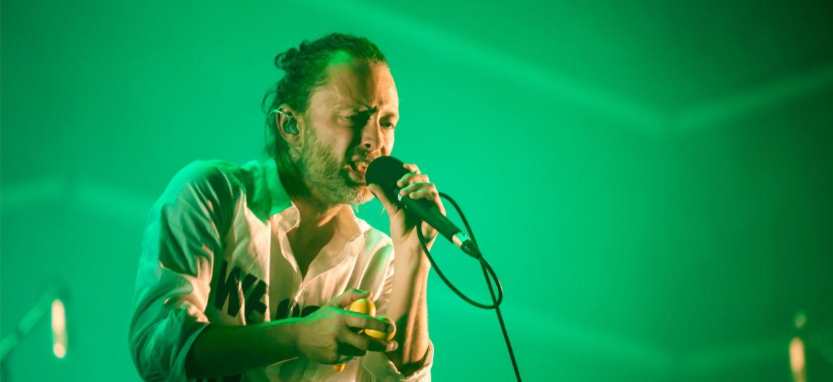 W tym roku lato bez Open'era, ale ten news wynagradza wszystko: Thom Yorke za rok w Gdyni