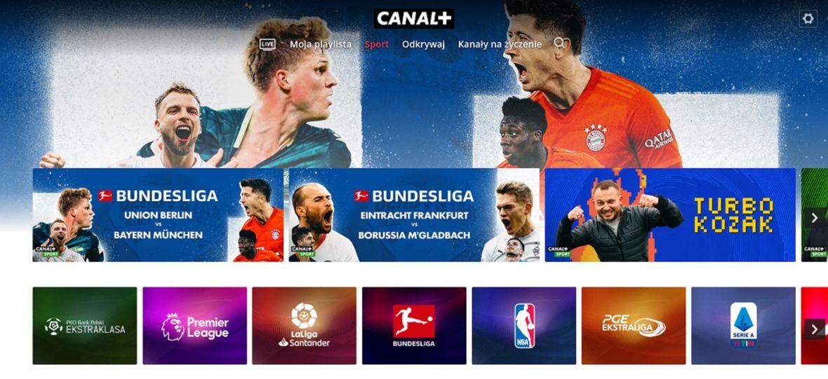 Canal+ uruchomił serwis VOD w sam raz dla fanów sportu. Sprawdziliśmy szczegóły oferty