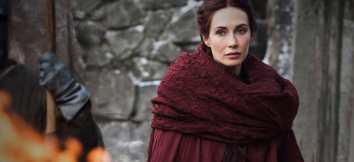 """Aktorka grająca Melisandre pochwaliła 8. sezon """"Gry o tron"""" i ostro zaatakowała """"niewdzięcznych"""" fanów"""