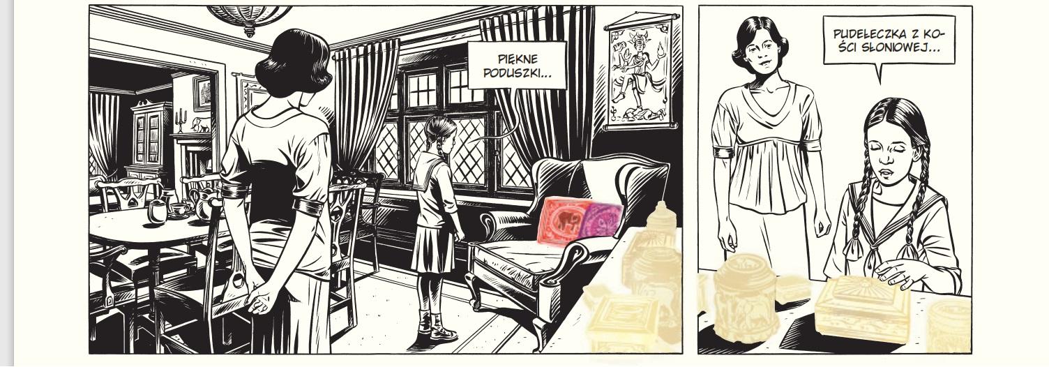 orwell komiks