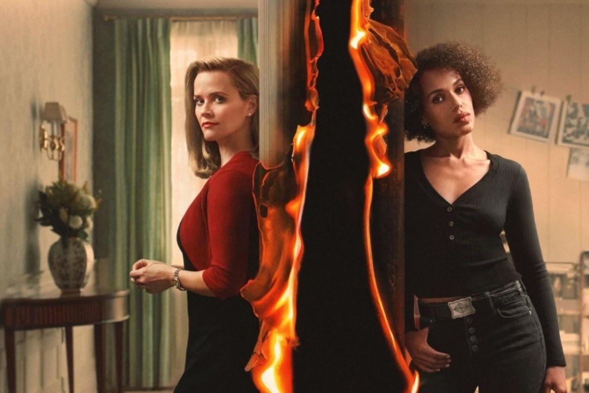 """Kobiecy pojedynek, który płonie od emocji. Oceniamy """"Little Fires Everywhere"""""""