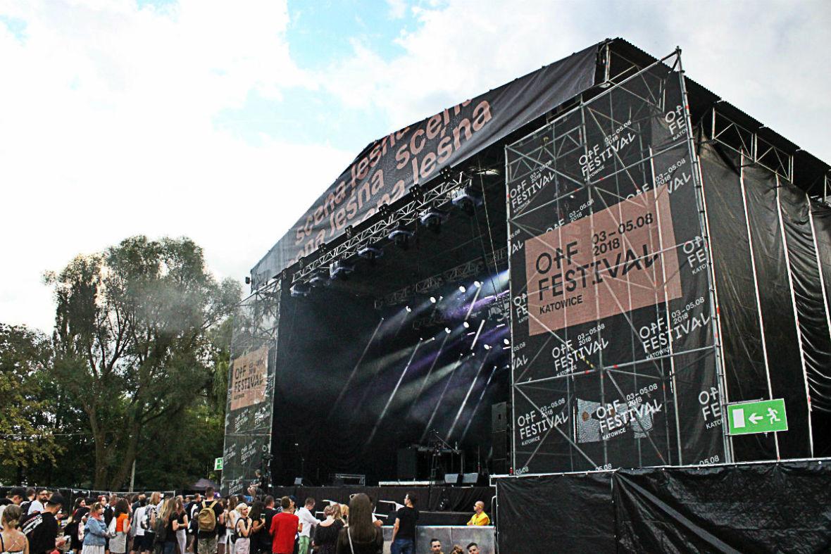 OFF Festival 2020 odwołany z powodu koronawirusa. Impreza powróci w przyszłym roku