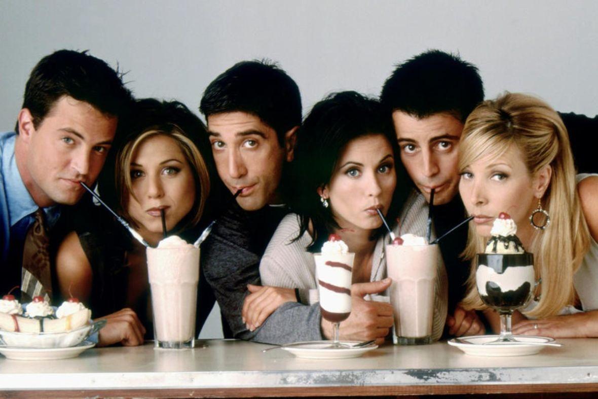 """Ten o fenomenie """"Przyjaciół"""", bo dzisiaj mija 16 lat, od kiedy nasze życie przestało być takie samo"""