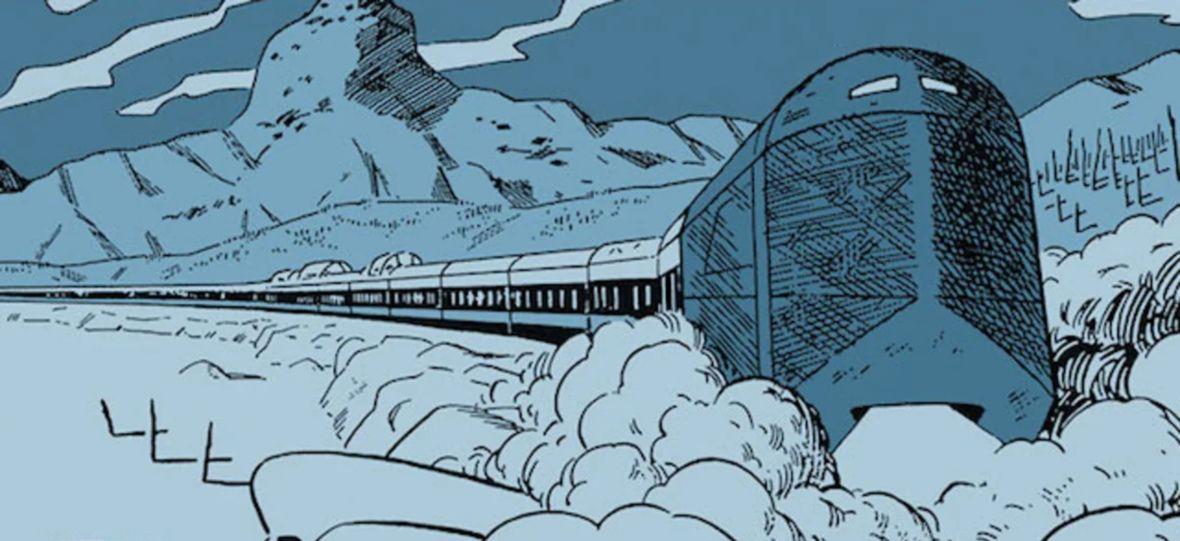 """Serial """"Snowpiercer"""" to nowy hit Netflix Polska. Przypominamy historię tego sci-fi i różnice między komiksem a filmem"""