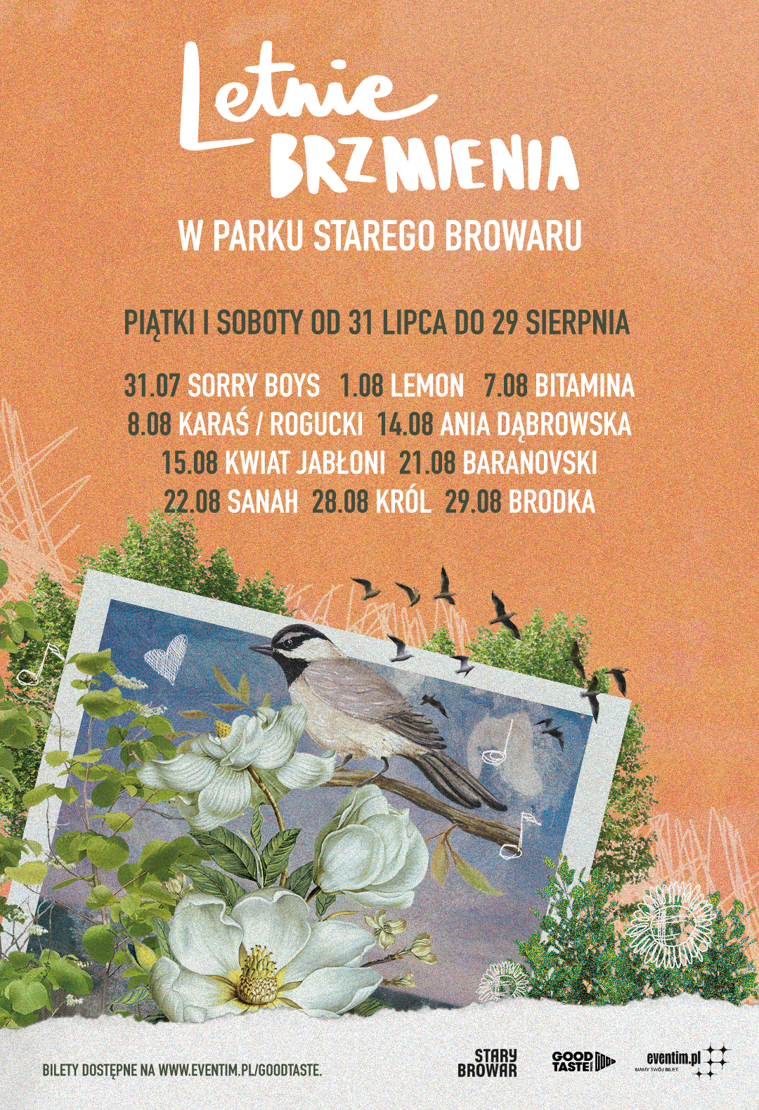 Letnie Brzmienia Poznań