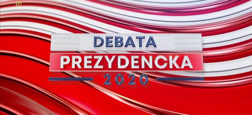 Debata prezydencka: O której początek? Gdzie obejrzeć w TV lub online?