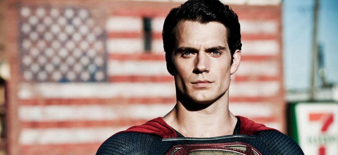 Henry Cavill zapowiada, że chce grać Supermana jeszcze przez lata