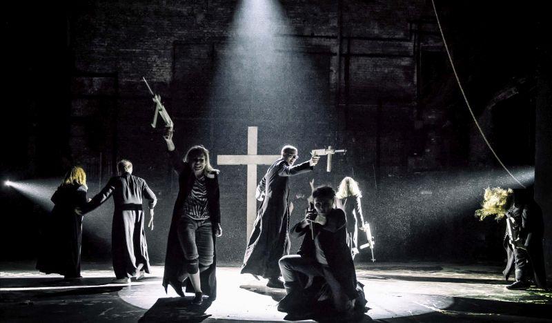 Klątwa spektakl Teatr Powszechny