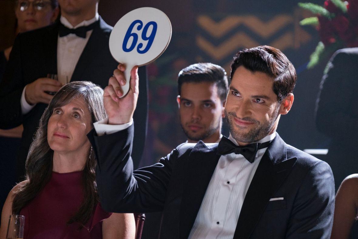 """Netflix przypadkowo ujawnił datę premiery 5. sezonu """"Lucyfera"""". Po chwili informacja zniknęła z platformy"""