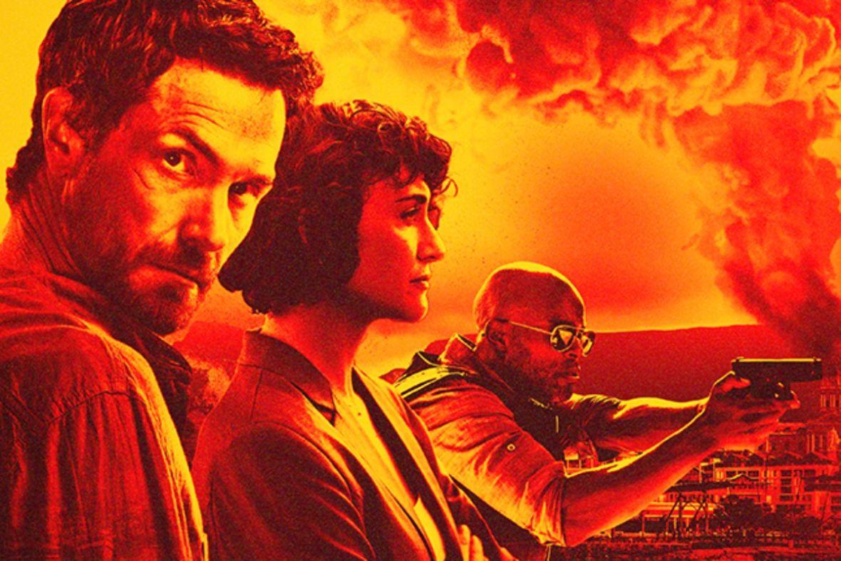 """""""Tropiciele"""" to napędzany akcją thriller prosto z RPA. Nowy serial zachwyca swoim dusznym klimatem"""