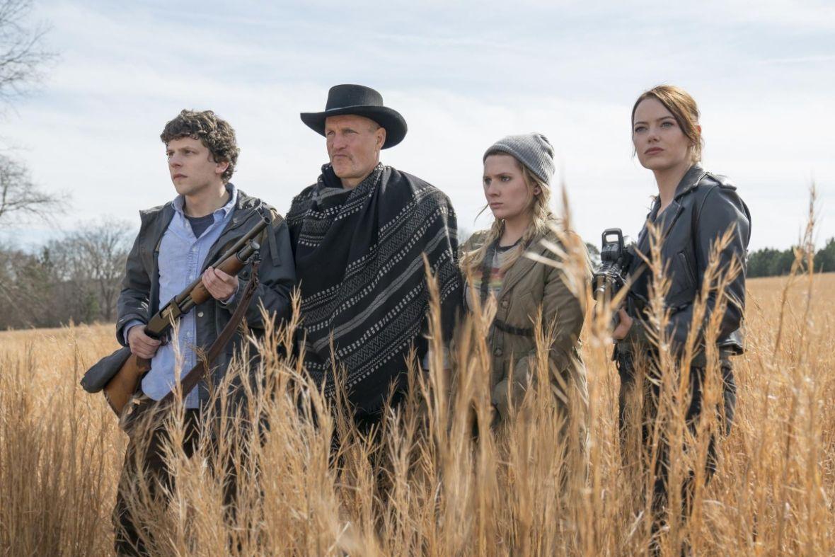"""Zombie, rock&roll i Bill Murray. """"Zombieland: Kulki w łeb"""" od dzisiaj na platformie HBO GO i w HBO"""