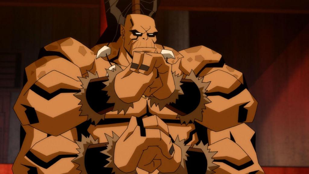 Mortal Kombat Legends Scorpions Revenge goro