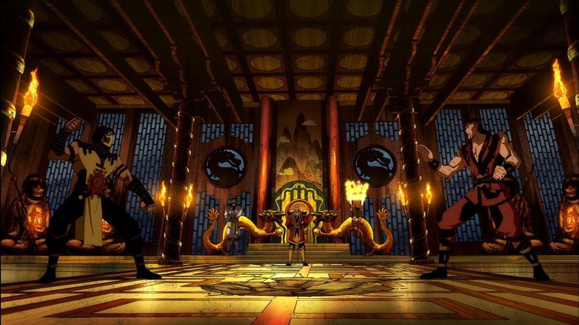 """Film """"Mortal Kombat Legends: Scorpion's Revenge"""" zadowoli tylko nielicznych fanów kultowej serii"""