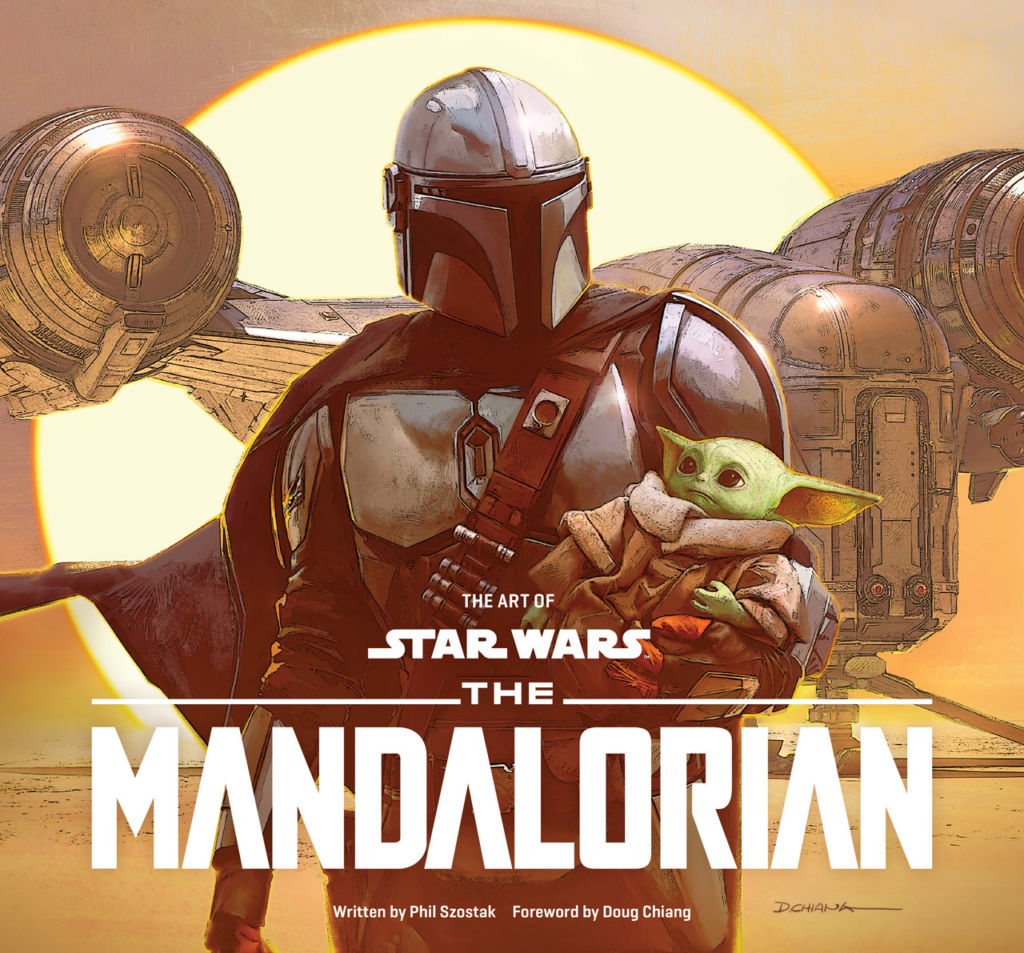 The Art of The Mandalorian