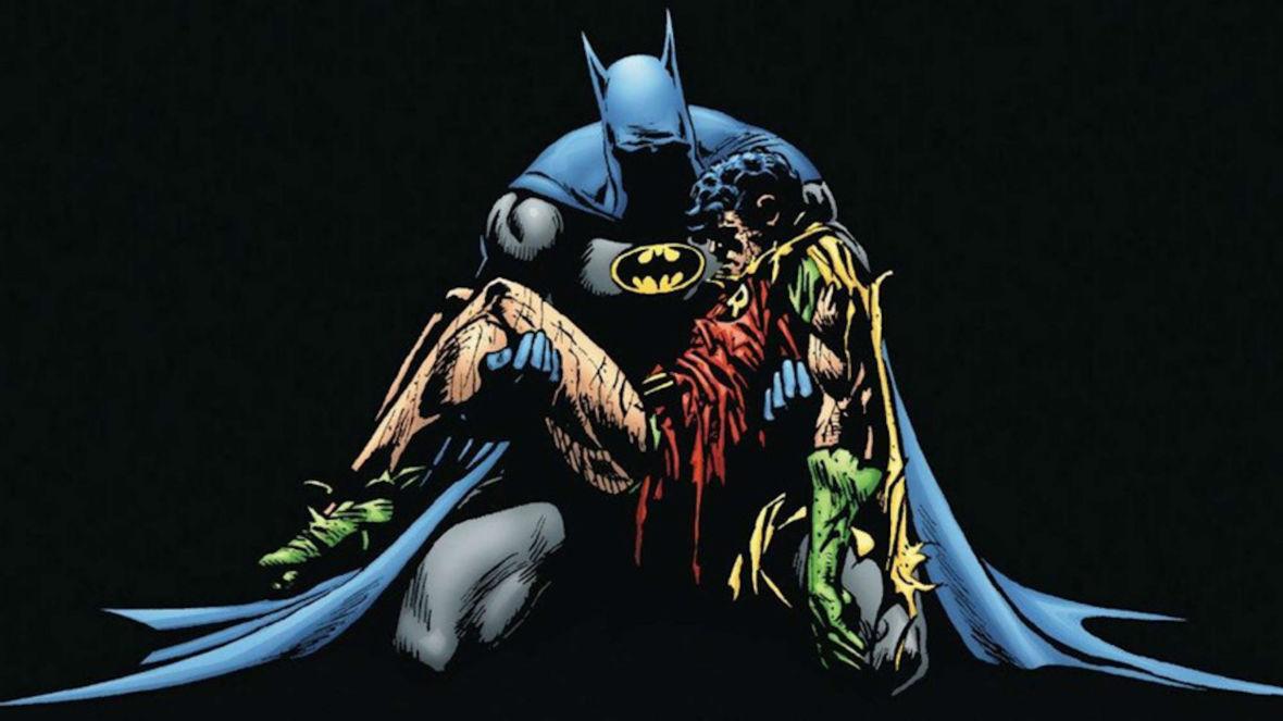 Powstaje nowy film z Batmanem. To fani zdecydują, czy Robin przeżyje